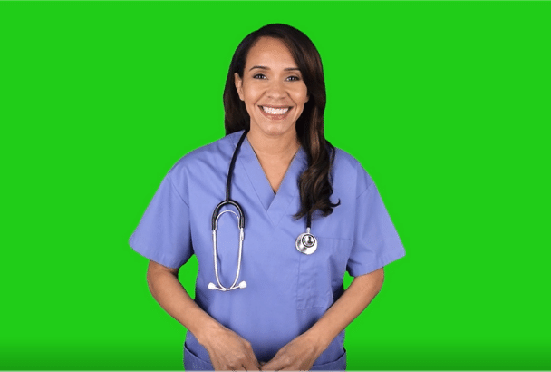 Medical Green Screen